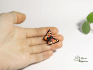 Броши Бабочки!. Ярмарка Мастеров - ручная работа, handmade.