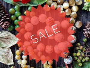 Завершена!!! Sale!!!здравствуй, осень!. Ярмарка Мастеров - ручная работа, handmade.