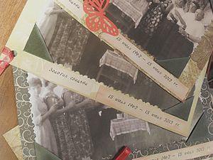 """Подарок на память о """"Золотой свадьбе"""". Ярмарка Мастеров - ручная работа, handmade."""