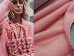 Пальтовая ткань из альпаки и кашемира. Ярмарка Мастеров - ручная работа, handmade.