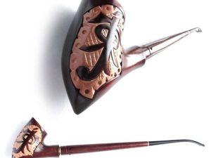 АКЦИЯ!!! Курительная трубка в подарок. Ярмарка Мастеров - ручная работа, handmade.
