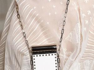 Шатлен: возвращение к истокам маленькой сумочки. Ярмарка Мастеров - ручная работа, handmade.