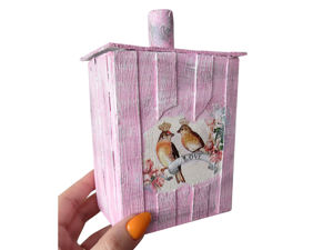Декорируем коробку из-под конфет. Ярмарка Мастеров - ручная работа, handmade.