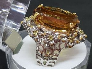 Скидка 25% на шикарное кольцо  «Маркиза». Ярмарка Мастеров - ручная работа, handmade.