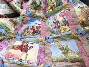 Как сшить одеяло для новорожденной принцессы? Завершение!. Ярмарка Мастеров - ручная работа, handmade.