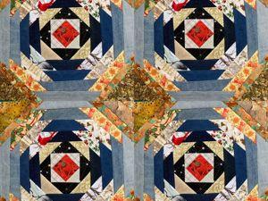 Шьем лоскутное одеяло из старых джинсов. Серия 1 и 2. Ярмарка Мастеров - ручная работа, handmade.
