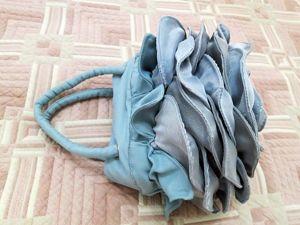 Спасибо за сумочку -розу !. Ярмарка Мастеров - ручная работа, handmade.
