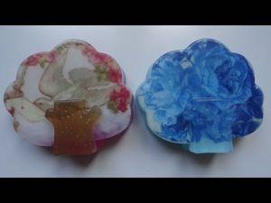 Видео мастер-класс: как сделать сказочное мыло с помощью салфетки. Ярмарка Мастеров - ручная работа, handmade.