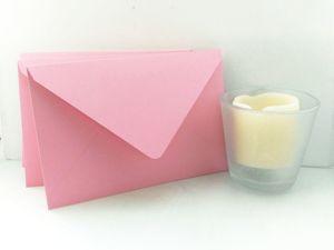 Обновление ассортимента конвертов. Ярмарка Мастеров - ручная работа, handmade.