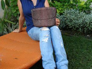 Моя любимая сумочка. Ярмарка Мастеров - ручная работа, handmade.
