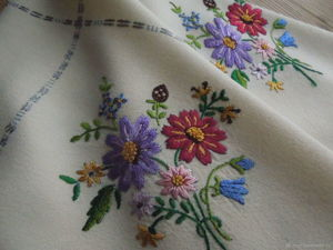 30% скидка на винтажные скатерти и салфетки!. Ярмарка Мастеров - ручная работа, handmade.