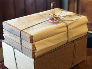 Упаковка заказов. Ярмарка Мастеров - ручная работа, handmade.