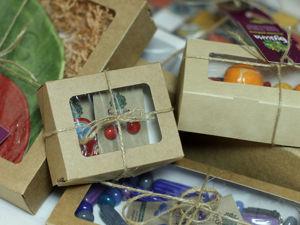 Упаковка изделий. Ярмарка Мастеров - ручная работа, handmade.