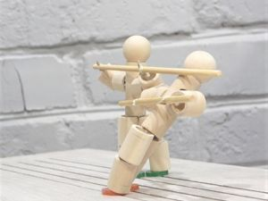 Делаем настольную игру  «Монахи Шаолиня». Ярмарка Мастеров - ручная работа, handmade.
