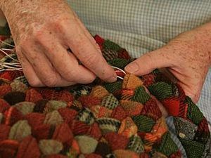 Коврики из кос Braided Rugs: теплый привет от канадских бабушек. Ярмарка Мастеров - ручная работа, handmade.