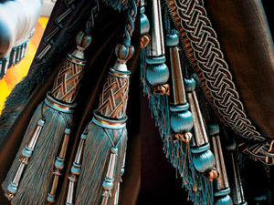 Бассонные изделия, интерьерные ткани и карнизы французской фабрики Houles. Ярмарка Мастеров - ручная работа, handmade.