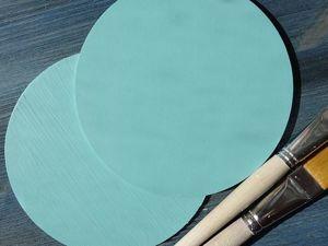 Как легко и просто покрасить поверхность без полос. Советы по равномерному окрашиванию. Ярмарка Мастеров - ручная работа, handmade.