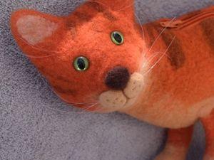 Коты для больших девочек с юмором. Ярмарка Мастеров - ручная работа, handmade.