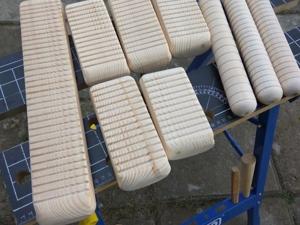 Утюжки и раскатки для мокрого валяния. Ярмарка Мастеров - ручная работа, handmade.