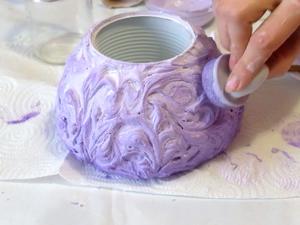 Видеоурок: нежнейшая ваза из бетона и шпаклевки своими руками. Ярмарка Мастеров - ручная работа, handmade.