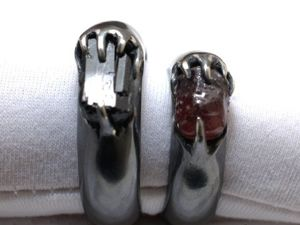 Серебряные обручальные кольца. Ярмарка Мастеров - ручная работа, handmade.
