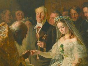 Невеста с картины  «Неравный брак»  В.Пукирева и ее печальная история. Ярмарка Мастеров - ручная работа, handmade.
