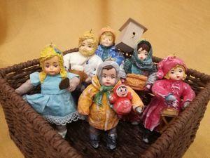 Открытие магазина с ватными игрушками. Ярмарка Мастеров - ручная работа, handmade.