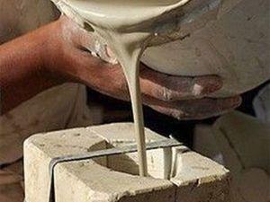 Как развести литьевую фарфоровую массу (шликер). Ярмарка Мастеров - ручная работа, handmade.