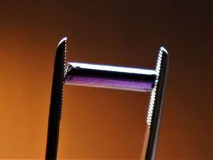 Фиолетовый кристалл турмалина (видео). Ярмарка Мастеров - ручная работа, handmade.