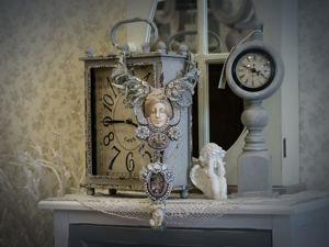 Символика в колье  «Афродита». Ярмарка Мастеров - ручная работа, handmade.