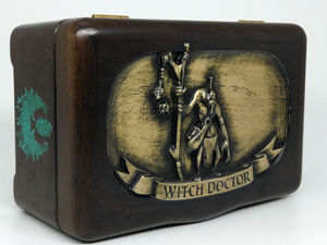 Видеообзор Dota 2 шкатулка Witch Doctor. Ярмарка Мастеров - ручная работа, handmade.