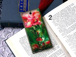 Дополнительные фото — Закладки для книг  «Фантазии». Ярмарка Мастеров - ручная работа, handmade.