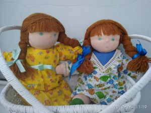 Распродажа вальдорфских кукол ! от 1700руб. Ярмарка Мастеров - ручная работа, handmade.