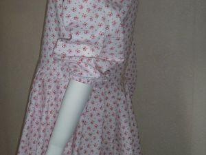 Как сшить летнее платье за 2 часа без выкройки. Ярмарка Мастеров - ручная работа, handmade.