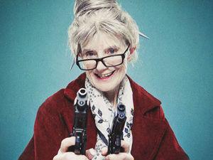 Старость — в радость! В 69 жизнь только начинается — история актрисы Кей Д'Арси. Ярмарка Мастеров - ручная работа, handmade.