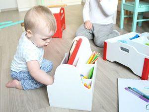 Хранение игрушек в детской: наш опыт. Ярмарка Мастеров - ручная работа, handmade.