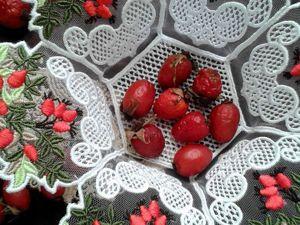 Создаем ажурную корзинку «Краски осени». Ярмарка Мастеров - ручная работа, handmade.