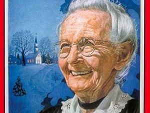 Old Age is Fun! The Story of Success of American Grandma Artist Moses. Livemaster - handmade
