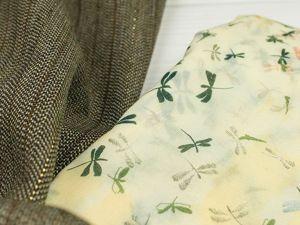 Великолепное сочетание костюмной шерсти и тонкого батиста. Ярмарка Мастеров - ручная работа, handmade.