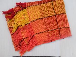 Закрыт. Аукцион  «Старт на домотканые шарфы». Ярмарка Мастеров - ручная работа, handmade.