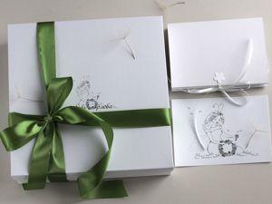 Собери сам. Подарочный бокс ОДУВАНЧИК (озаряющий). Ярмарка Мастеров - ручная работа, handmade.