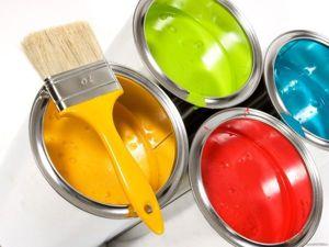 Секреты ручной колеровки самодельной меловой краски. Ярмарка Мастеров - ручная работа, handmade.