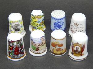 Винтажные коллекционные наперстки. Ярмарка Мастеров - ручная работа, handmade.