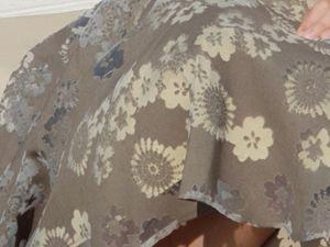 Товар недели: скидка 20% на Оливковый комплект из юбки и хлопоквого топа. Ярмарка Мастеров - ручная работа, handmade.