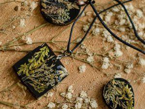 Уход за украшениями с настоящими растениями. Ярмарка Мастеров - ручная работа, handmade.
