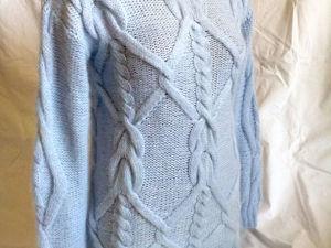 НОВИНКА! Ангоровый свитер платье. Ярмарка Мастеров - ручная работа, handmade.