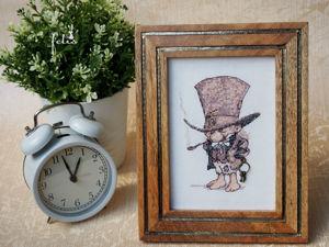 Джентльмен в шляпе. Ярмарка Мастеров - ручная работа, handmade.