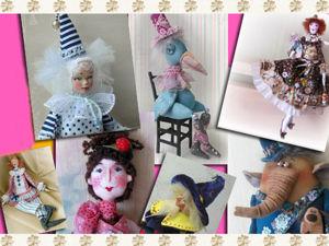 """Распродажа """"BIG SALE: Куклы и игрушки !!!. Ярмарка Мастеров - ручная работа, handmade."""