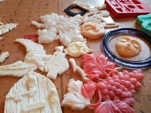 Отливаем фигурки из пластика. Ярмарка Мастеров - ручная работа, handmade.