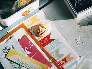Используем Punch board для изготовления конвертов. Ярмарка Мастеров - ручная работа, handmade.